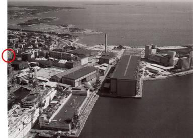 Hietalahden telakka n. 1980